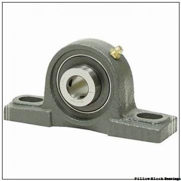 2.5 Inch | 63.5 Millimeter x 3.37 Inch | 85.598 Millimeter x 2.75 Inch | 69.85 Millimeter  QM INDUSTRIES QMPL13J208SO  Pillow Block Bearings